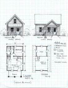 Cottage Floorplans by Free Small Cabin Plans That Will Knock Your Socks