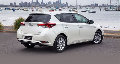 Toyota Corolla Pictures 2016 Toyota Corolla Hybrid Hatch Confirmed For Australia