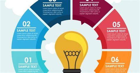 infographic template design  vector vectorkh