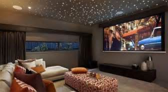 Home Theatre Room Design Ideas In India Turn Your Living Room Into A Mini Home Theatre Threatre