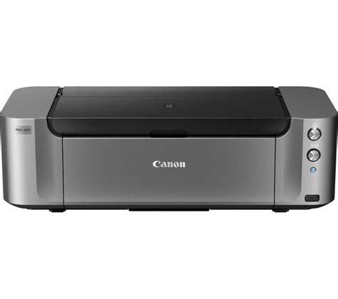 Printer Canon Pixma A3 canon pixma pro 100s wireless a3 inkjet printer deals pc