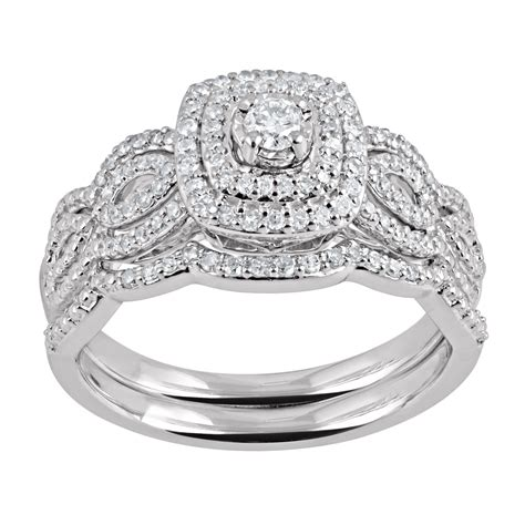 Wedding Rings In Walmart by View Gallery Of Brilliant Walmart Princess Cut