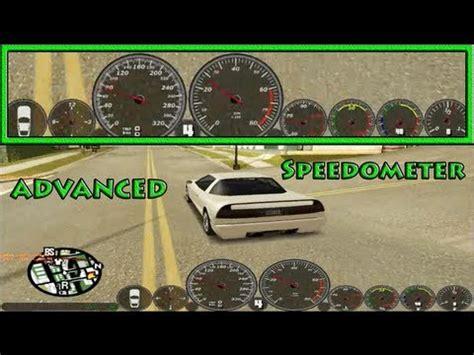 gta san andreas speedometer download full version full download how to get speedometer mod for gta san