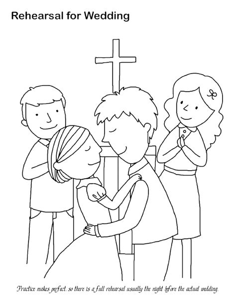 wedding coloring pages 14 coloring kids