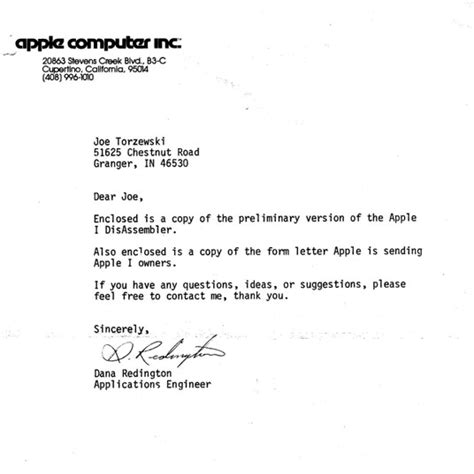 business letter to apple exle business letter enclosed check 28 images driving