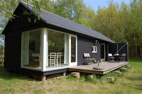 small vacation homes a modular vacation house from denmark m 248 n huset small