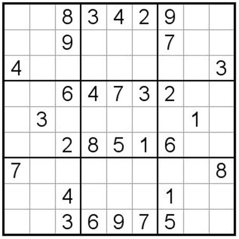 daily sudoku printable version 21 best images about daily sudoku on pinterest