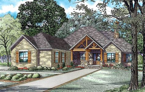 mountain home house plans rustic mountain home plan 60671nd architectural