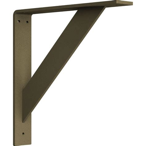 prime line 3 4 in zinc plated steel flagpole bracket u