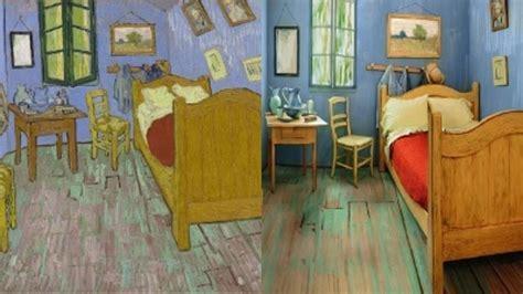 van goghs bedroom van gogh s bedroom is on airbnb