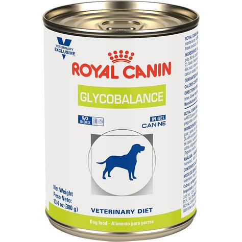 canned puppy food royal canin glycobalance diabetic health canned food