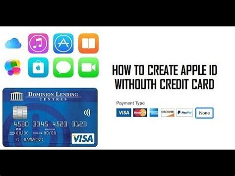 how make an apple id without a credit card how to create apple id without a credit card for free