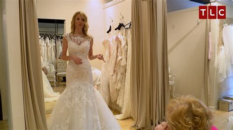 Tlc Where Are They Now by Amy Trying On Wedding Dresses What If We Got Married