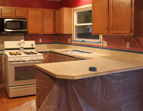 Building Kitchen Countertops by Diy Kitchen Countertop
