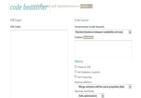 format html code beautifier online css formatter image search results