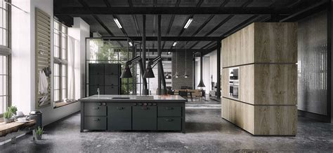Kitchen Handing Light by Black White Amp Wood Kitchens Ideas Amp Inspiration