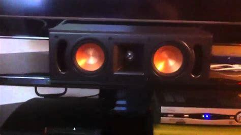 klipsch rf 52 ii home theater system yamaha rx 473