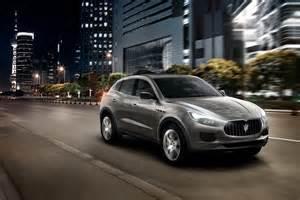 Maserati Nickname Maserati Suv Will Not Use Kubang Name Autotribute