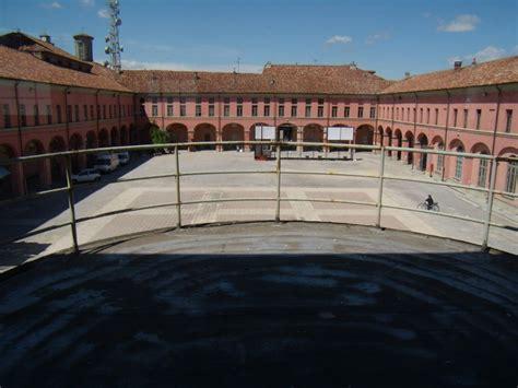 cortile della maddalena alba polo scolastico nell ex caserma govone di alba progetto