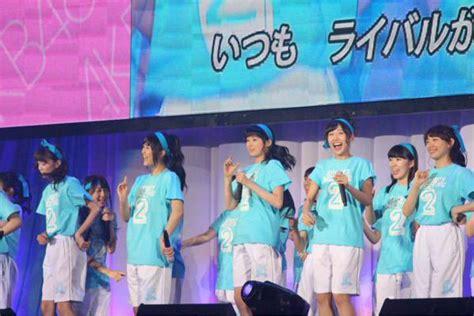 Clearfile Akb48 Team B 2015 team b akb48 sports festival 2015 akb48 photo 38460094