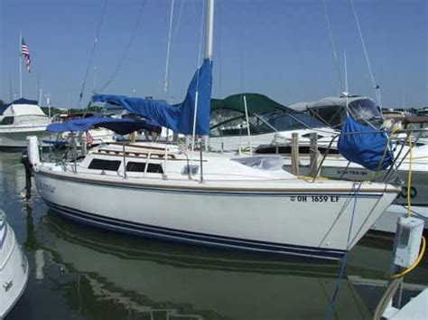 boats for sale findlay ohio catalina 25 1989 findlay ohio sailboat for sale from