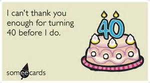 happy 40th birthday thank you ecard birthday ecard