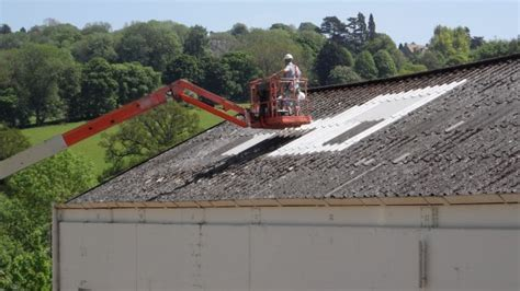 How Much To Remove An Asbestos Garage by Asbestos Removal Cost Of Removing Asbestos Roof