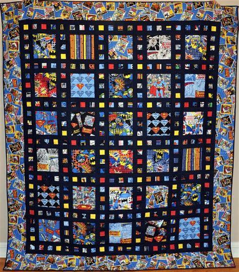 Batman Quilts by Batman Quilt Quilts I Want To Make