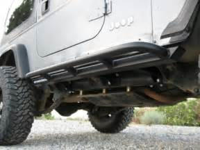 Jeep Yj Rock Sliders Jeep Yj Rock Sliders