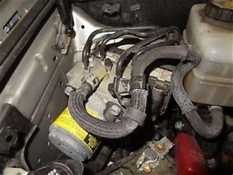 oem abs anti lock brake pump 2007 toyota highlander hybrid ebay