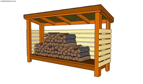 Firewood Shed Plans Free wood shed plans free free garden plans how to build garden projects