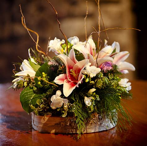 Flower Centerpieces by Wedding Flower Centerpieces Lake Placid Flower And Gift