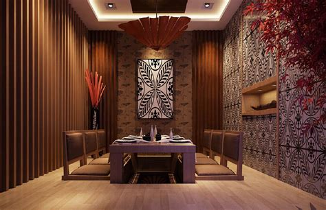 unique wall coverings decor ideasdecor ideas impressive japanese interior design with chic look nuance