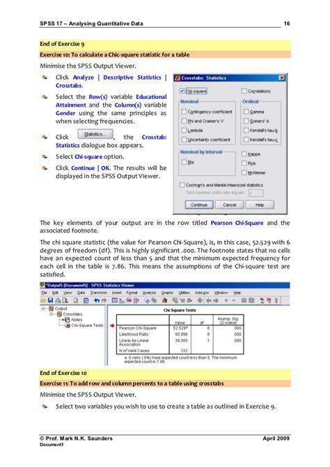 tutorial spss 17 tutorial spss17