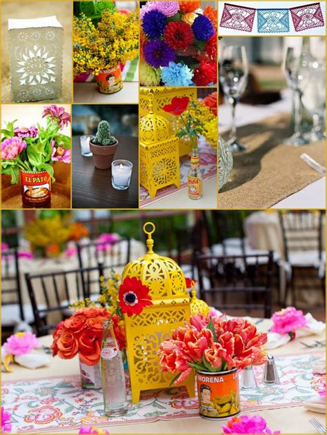 mexican decorations for home 17 best images about mexican fiesta tablescape