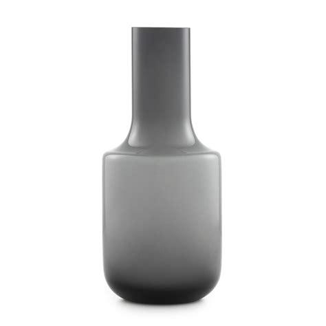 normann copenhagen vase normann copenhagen still vase 27 cm grau grau t 12 h 27