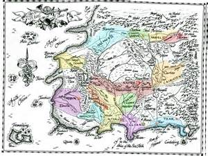 Eye Of The World Map by Fantasy Book Club Series The Wheel Of Time Eye Of The