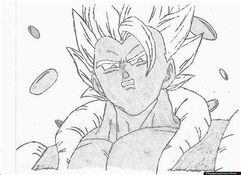 imagenes de krilin para dibujar faciles dragon ball z para imprimir