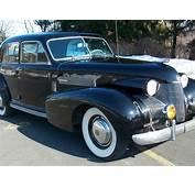 1939 Cadillac Series 60 Fleetwood Sedan For Sale