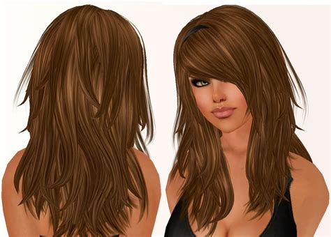 long layered hair with bangs long hair with lots of