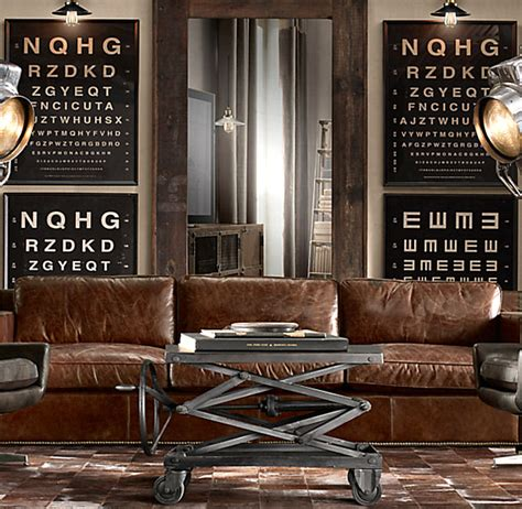 Industrial Dining Room Table 25 sleek industrial furniture finds