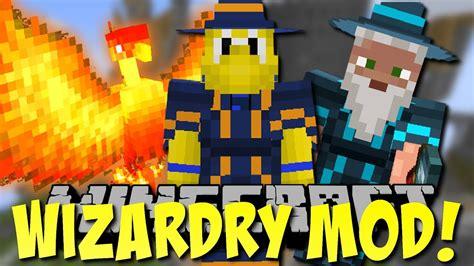 mod minecraft hack gamemode wizardry mod 1 10 2 1 7 10 rpg style magic mod