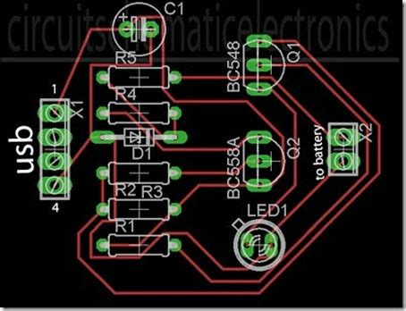 cara membuat power bank 6 volt kumpulan rangkaian charger hp pilihan cara tekno
