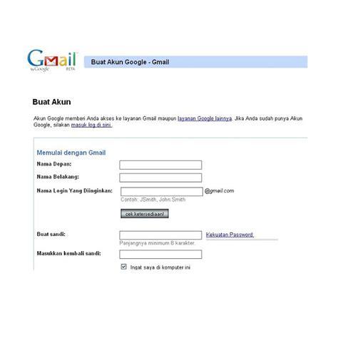 membuat gmail sign up membuat akun gmail belajar internet untuk pemula