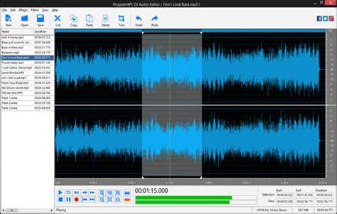 best mp3 cutter software download for pc 10 best free audio editing software 2017 for music creation
