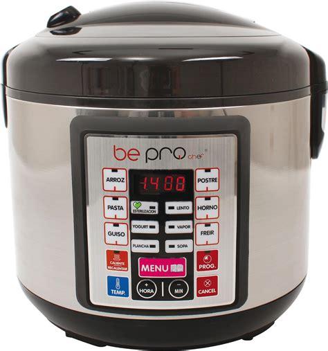robot de cocina be pro chef robot de cocina programable be pro chef premier es