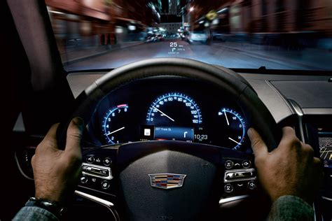 Cadillac Heads Up Display 9 things i learned about the 2016 cadillac ats v