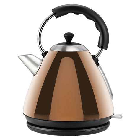 Retro Kettle And Toaster Wilko Kettle Copper Effect 1 7l At Wilko Com