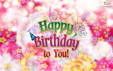 birthday wallpaper   amusingfun   pictures and graphics for