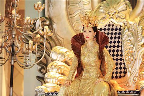 film mandarin the queen actress chen shu to star as ancient queen china org cn